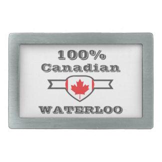 100% Waterloo Belt Buckle