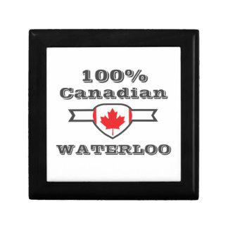 100% Waterloo Gift Box