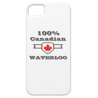 100% Waterloo iPhone 5 Covers