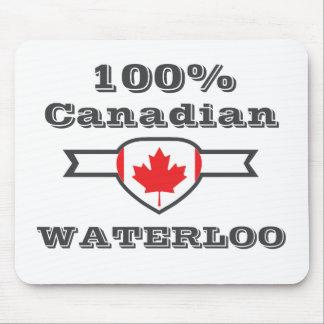 100% Waterloo Mouse Pad
