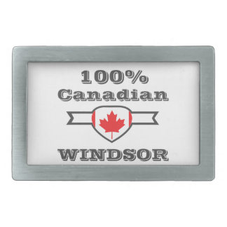 100% Windsor Belt Buckles