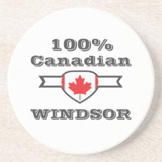 100% Windsor Coaster