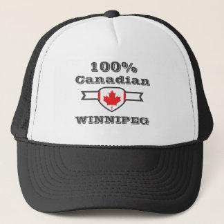 100% Winnipeg Trucker Hat