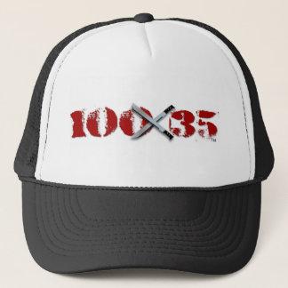 100 x 35 Cap