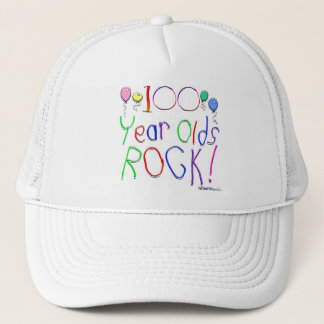 100 Year Olds Rock ! Trucker Hat