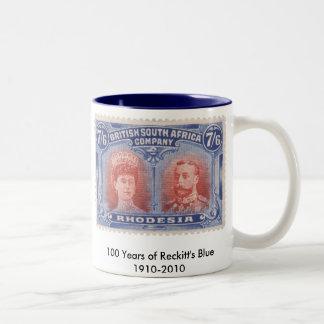 100 Years of Reckitt's Blue Mug