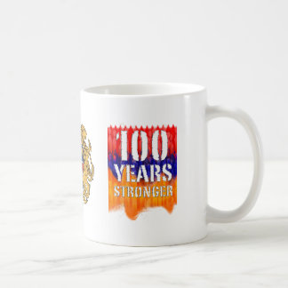 100 Years Stronger Armenian Mug
