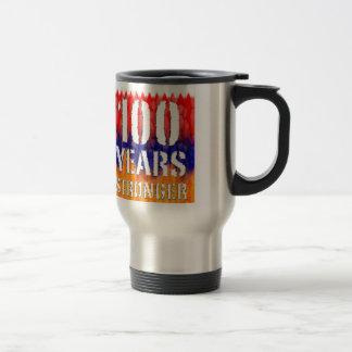 100 Years Stronger Armenian Travel Mug