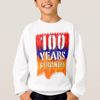 100 Years Stronger Armenian Youth Sweatshirt