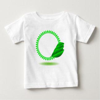 100Green Icon_rasterized Baby T-Shirt