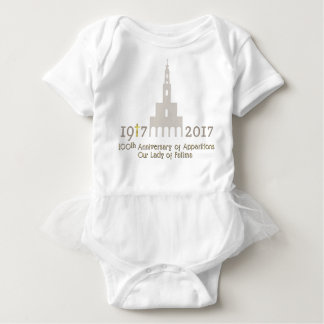 100th Anniversary of Apparitions - Fatima Baby Bodysuit