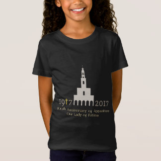 100th Anniversary of Apparitions - Fatima T-Shirt