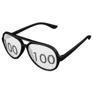 100th Birthday Party Shades