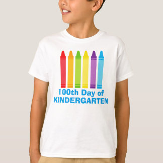 100th Day of Kindergarten T-Shirt