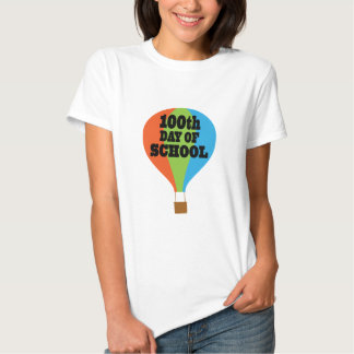100th Day Of School Teacher Celebration Party Tee