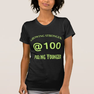 100th year old design on different merchandise T-Shirt