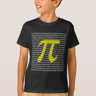 1018 Digits of PI T-Shirt