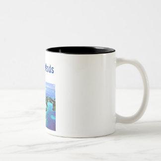 1019491-Palaus_famed_Rock_Islands-Palau, Palau ... Two-Tone Coffee Mug