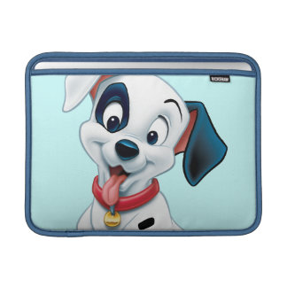 101 Dalmatian Patches Wagging his Tail MacBook Air Sleeves