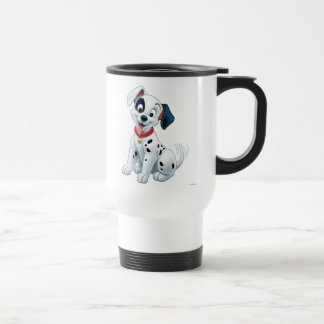101 Dalmatian Patches Wagging his Tail Mug