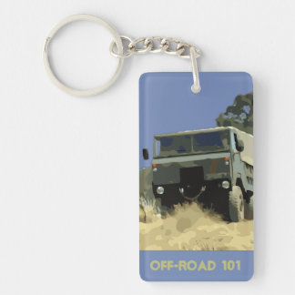 101 Forward Control Keychain