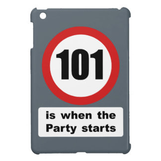 101 is when the Party Starts Cover For The iPad Mini