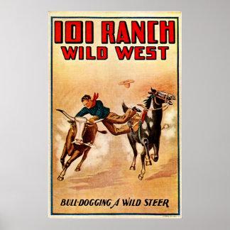 101 Ranch - Print