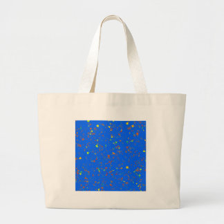 101 Template for quick create BLUE part 1 Canvas Bag