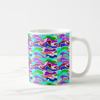 101 TEMPLATE Tiled Art easy to add TEXT  IMAGE fun Mugs
