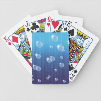101Bubbles_rasterized Bicycle Playing Cards