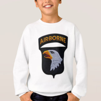 101st ABN Airborne Division Screaming Eagles Vets Sweatshirt