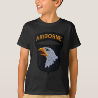 101st ABN Airborne Division Screaming Eagles Vets T-Shirt