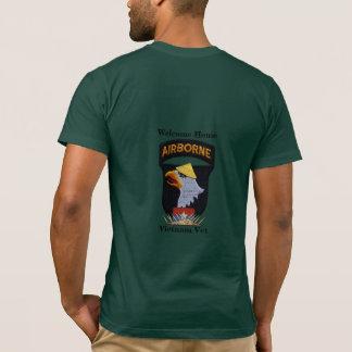 101st ABN Airborne Screaming Eagles Vietnam war T-Shirt