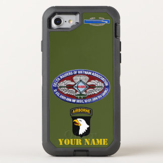 101st ABN DIV (DROVA) OtterBox Defender iPhone 7 Case