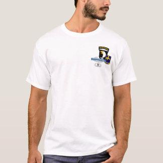 101st Airborne 502nd Infantry CIB Airborne T-Shirt