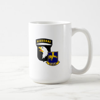 101st Airborne 502nd Infantry Coffee Mug