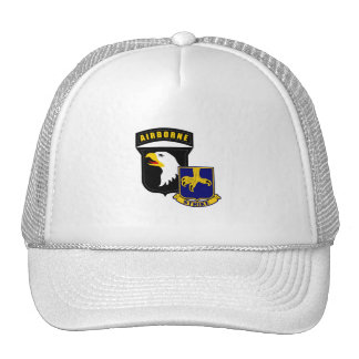 101st Airborne 502nd Infantry Trucker Hat