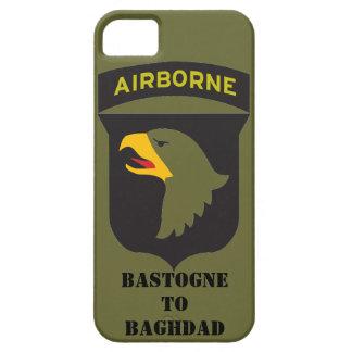 101ST AIRBORNE - BASTOGNE TO BAGHDAD iPhone 5 CASES