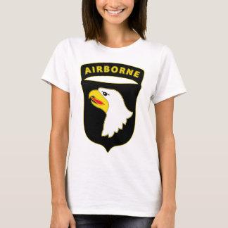 101st Airborne Div Combat Service Badge T-Shirt