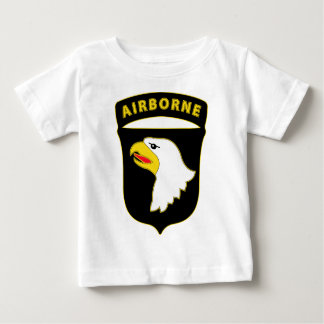 101st Airborne Division - Combat Service Baby T-Shirt