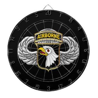 101st Airborne Division Dartboard