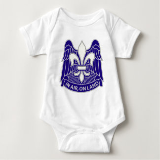 101st Airborne Division - DUI Baby Bodysuit