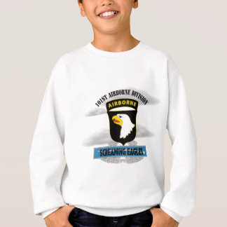 "101st Airborne Division ""Screaming Eagles"" Sweatshirt"