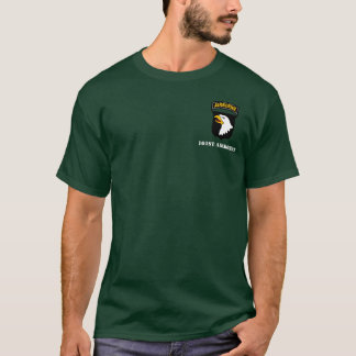 """101st Airborne Division """"Screaming Eagles"""" T-Shirt"""