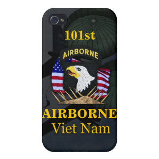 101st airborne division vietnam veterans ca case for the iPhone 4