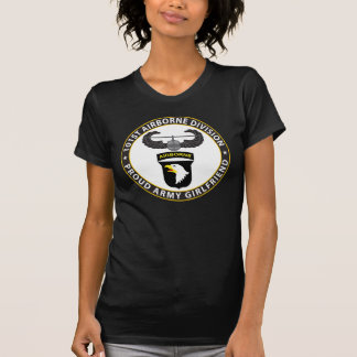 101st Airborne Girlfriend T-Shirt