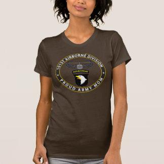 101st Airborne Mom T-Shirt