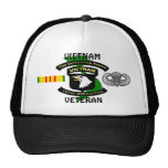 101st Airborne Screaming Eagle Vietnam Ball Caps Trucker Hat