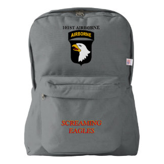 101ST AIRBORNE SCREAMING EAGLES BACKPACK