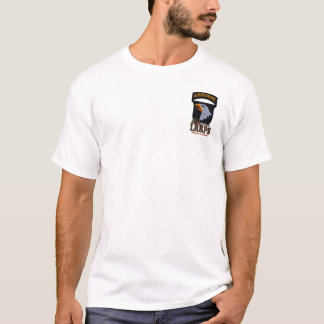 101st airborne screaming eagles fort campbell T-Shirt